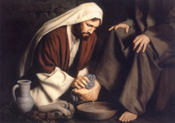 jesus-washing-the-feet-of-his-disciples